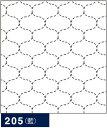 .オリムパス 刺し子 花ふきん 布パック 干網 ( ほしあみ ) 藍 伝統柄 205 刺しゅう 伝統的 刺繍 技法