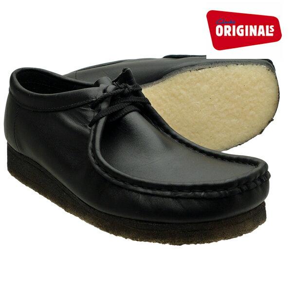 クラークス ワラビー ブラック CLARKS WALLABEE 37981 BLACK ≪USA直輸入・正規品≫ メンズ ブーツ クラークス