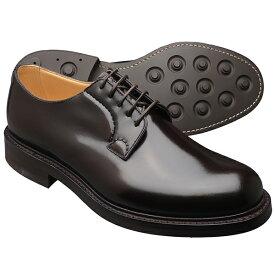 Church's チャーチ シャノン ポリッシュドバインダーカーフ ダイナイトソール ライトエボニー LIGHT EBONY SHANNON R(Rubber sole) LIGHT EBONY POLISHED BINDER CALF メンズ 革靴 プレーントゥ