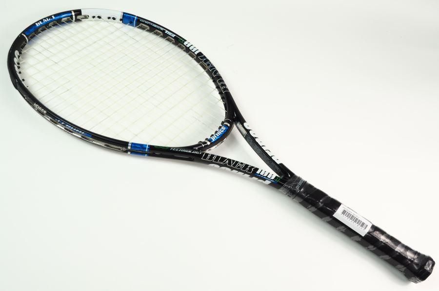 【中古】プリンス EXO3 ブラック 100T 2013年モデルPRINCE EXO3 BLACK 100T 2013(G3)【中古 テニスラケット】(ラケット 硬式用 中古ラケット 中古テニスラケット 硬式テニスラケット テニスサークル 部活 テニス用品)