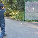 リバウンドネット2(テニス ネット 練習器具 1人 テニス練習機 テニス用品 キッズ ジュニア ボレー ストローク練習機 …