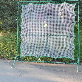 リバウンドネット2用交換用ネット(枠組み/フレームなし)(SN-02020VT)(テニス 練習器具 テニス練習用品 練習 グッズ 用具 テニス 練習用品 ボレー トレーニング 上達 初心者 子供 キッズ 練習道具 練習ネット 自主トレ トレーニンググッズ) P08Apr16 0923_flash