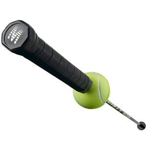テニス練習機エーストレーナーAceTrainer(テニス練習器練習用品サーブストロークフォアハンドバックハンドトレーニング上達初心者子供シュニアキッズラケットテニス用品グッズ)532P19Apr16