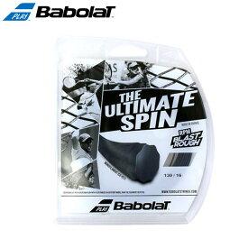 お試し特価品(約12.0mカット/ノンパッケージ)単張り/バボラ(Babolat)RPMブラスト ラフ[ブラック]RPM BLAST ROUGH[M便 1/3](硬式 ガット ラケット テニスガット ストリング ストリングス ラケットガット) 10P04Feb17