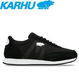 KARHU(カルフ)スニーカー レディース メンズ アルバトロス シューズ 靴 ユニセックス 男女兼用 ブラック/ブラック kh802567