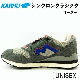 KARHU(カルフ)スニーカー レディース メンズ 靴 シンクロンクラシック オージー kh802511