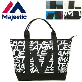 Majestic(マジェスティック)オーセンティックプラクティストートバッグ 買い物 エコバッグ スポーツバッグ 野球 ベースボール XM13MAJ016 18SS