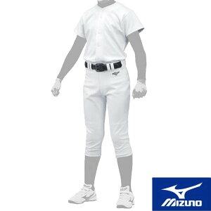 MIZUNO(ミズノ) GACHIユニフォーム上下セット)[ジュニア] 野球用 スポーツウェア トレーニングウェア ユニフォームシャツ ベースボール シャツ名入れ可能 12jg9n8001