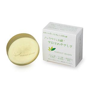 ノンラウリン洗顔石鹸「アロマのやさしさ」(100g)