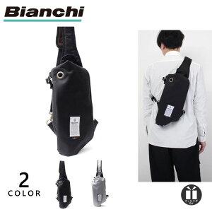 【ラッピング無料期間中】[公式]ビアンキボディバッグA5メンズレディース撥水BianchiNBTC-65