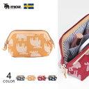 [在庫限り] モズ ポーチ S moz レディース ファスナー 小物 北欧 ブランド スウェーデン 雑貨 ZZDI-05