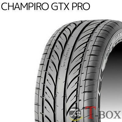 GT RADIAL (GTラジアル) CHAMPIRO GTX PRO 225/40R18 92W XL サマータイヤ チャンピーロ