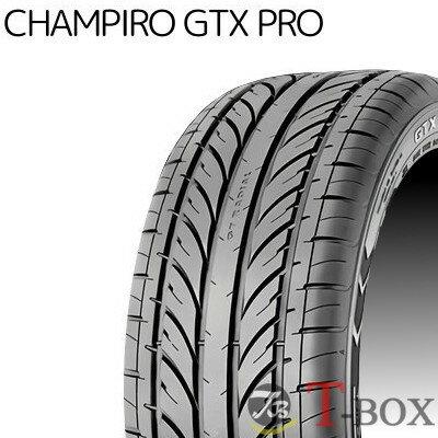 【4本セット】GT RADIAL (GTラジアル) CHAMPIRO GTX PRO 205/50R17 93V XL サマータイヤ チャンピーロ