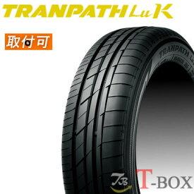 【4本セット】TOYO TIRE (トーヨータイヤ)TRANPATH LuK 165/55R15 75V サマータイヤ トランパス エルユーケー
