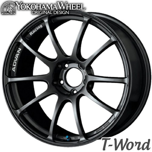 YOKOHAMA WHEEL ADVAN Racing RZ 18inch 10.0J PCD:114.3 穴数:5H カラー: DG / BZ / HS アドバン レーシング