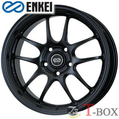 ENKEI PF01 18inch 8.5J PCD:114.3 穴数:5H カラー: Matte Black エンケイ ホイール