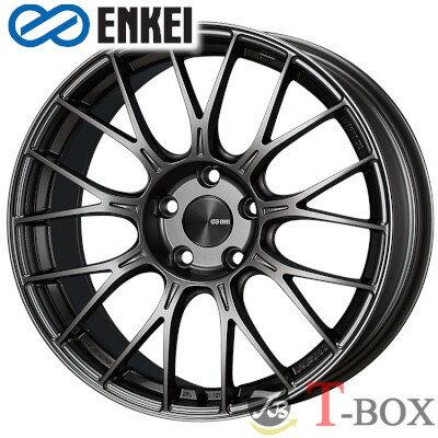 ENKEI PFM1 18inch 8.0J PCD:114.3 穴数:5H カラー:Dark Silver エンケイ ホイール