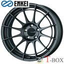 ENKEI NT03RR 18inch 8.0J PCD:100 穴数:5H カラー:Matte Dark Gunmetallic / Matte Sparkl...