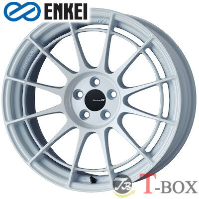 ENKEI NT03RR 18inch10.0J PCD:114.3 穴数:5H カラー:Matte Dark Gunmetallic / Matte Sparkle Silver / Glacial White エンケイ ホイール