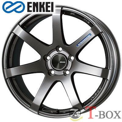 ENKEI PF07 17inch 7.0J PCD:114.3 穴数:5H カラー:Dark Silver エンケイ ホイール