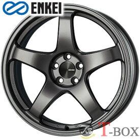 ENKEI PF05 15inch 6.0J PCD:100 穴数:4H カラー : Dark Silver (DS) エンケイ ホイール