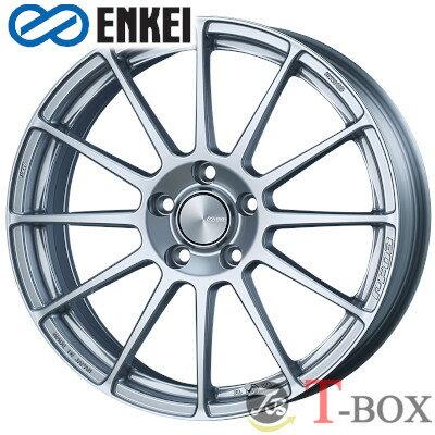 【4本特価】ENKEI PF03 16inch 6.5J PCD:100 穴数:4H カラー : Sparkle Silver エンケイ ホイール