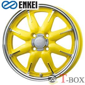 【4本特価】ENKEI all one 15inch 5.0J PCD:100 穴数:4H カラー : MLY / MCR / MPW / MS / MG / MB オール・ワン エンケイ ホイール