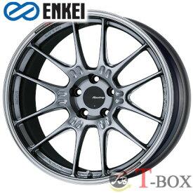 【4本特価】ENKEI Racing GTC02 18inch 9.5J PCD:112 穴数:5H カラー : HS / MBK エンケイ ホイール Import car (輸入車用)