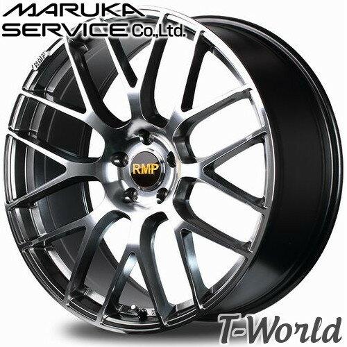 RMP 028F 18inch 8.0J PCD:112 穴数:5H カラー:ハイパーメタルコート/ミラーカット MARUKA MID IMPORT CAR(輸入車用)