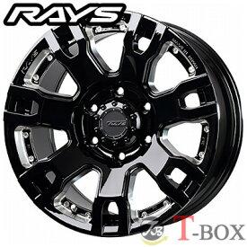 【4本セット】RAYS TEAM DAYTONA FDX F7S 17inch 8.0J PCD:139.7 穴数:6H カラー: BNE レイズ チーム デイトナ