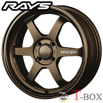 RAYS VOLK RACING TE37 KCR 15inch 5.5J PCD:100 穴数:4H カラー: BR レイズ ボルクレーシング