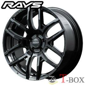 【購入特典あり】RAYS TEAM DAYTONA F6 Drive 18inch 7.5J PCD:114.3 穴数:5H カラー: BNC / BFJ レイズ チーム デイトナ