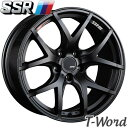 SSR GT V03 18inch 8.5J PCD:114.3 穴数:5H カラー:GLARE SILVER / FLAT BLACK エスエスアール ジーテ...
