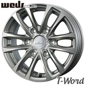WEDS PRODITA HC 15inch 6.0J PCD:139.7 穴数:6H カラー:TITAN-SILVER ウェッズ プロディータエッチシー ハイエース専用モデル