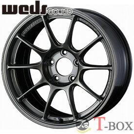 【4本特価】WEDS SPORT TC105X 18inch 9.5J PCD:114.3 穴数:5H カラー:EJ-TITAN ウェッズスポーツ ティーシーイチマルゴエックス