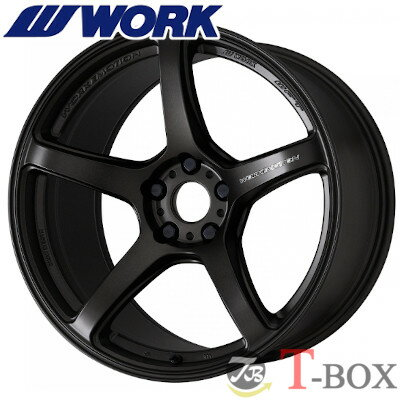 WORK EMOTION T5R 17inch 8.0J PCD:114.3 穴数:5H カラー: MGK / ICW / GSL ワーク エモーション