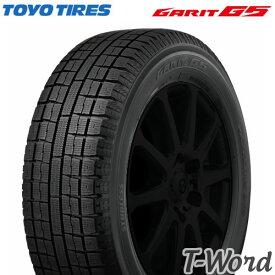 【取付対象】【4本セット】TOYO TIRES (トーヨータイヤ) GARIT G5 215/45R18 スタッドレスタイヤ ガリットG5