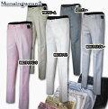 マンシングウェア(Munsingwear)ノータックタフチノパンツ