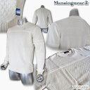 マンシングウェア(Munsingwear) EKS クルーネックセーター