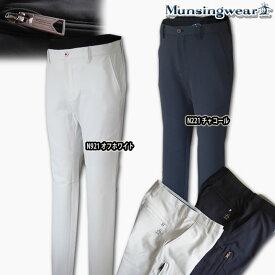マンシングウェア(Munsingwear) ストレッチTAPEREDパンツ