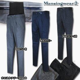 マンシングウェア(Munsingwear) ウエストフリー Stretchパンツ