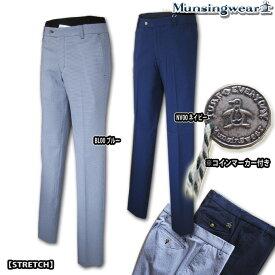 マンシングウェア(Munsingwear) サッカーストレッチパンツ コインマーカー付