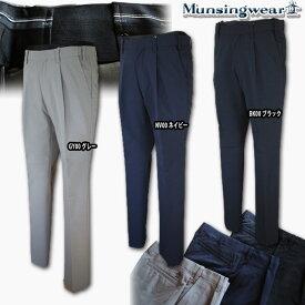 マンシングウェア(Munsingwear) ウエストフリー Egg Bale ストレッチパンツ