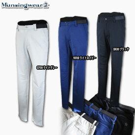 マンシングウェア(Munsingwear) レギュラーFIT stretchボンディングパンツ