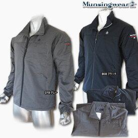 マンシングウェア(Munsingwear) 3DeFX+ストレッチ中綿ブルゾン