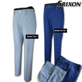 SRIXON by DESCENTE (スリクソン) Motion3D サッカーギンガム stretchパンツ