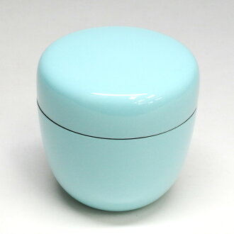Colorful middle jujube light blue (plastic)