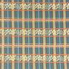 Pure silk fabrics arabesque step crest
