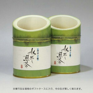 【緑茶ギフト 深蒸し茶】水出し煎茶/さえみどり/120g 2本入【お中元】【お歳暮】【父の日】【母の日】【敬老の日】