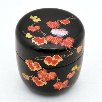 Middle jujube ivy lacquer work Rei Sasaki peak product